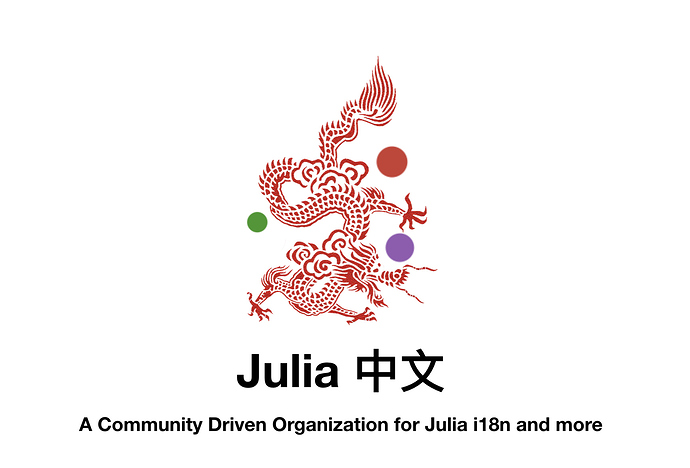 Julia Dragon Icon